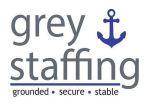 Grey Staffing Logo